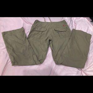 The North Face Convertible Pants/Capris SZ 8